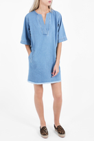 Paul & Joe Sister Cleante Denim Oversized Dress