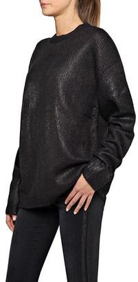 Replay Sweater With Metallic Effect