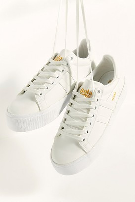Gola Orchid Platform Sneakers