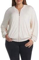 Tart Plus Size Women's Hollice Bomber Jacket