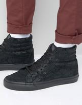 Vans Sk8-Hi Reissue Dx Sneakers Reptile Black
