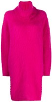 Gianluca Capannolo textured knit dress