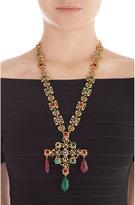 Kenneth Jay Lane Embellished Necklace