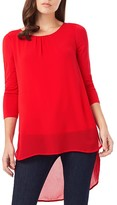 Phase Eight Bonnie High/Low Blouse