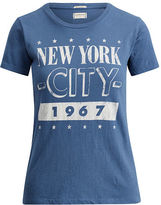 Denim & Supply Ralph Lauren RL Tomboy Graphic Tee
