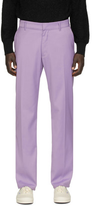 Noon Goons Purple D8 Dress Trousers