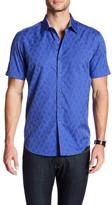 Robert Graham Seven Wonders Short Sleeve Classic Fit Shirt