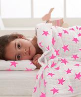 Aden Anais Fluro Pink Toddler Bed in a Bag Set