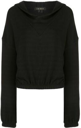 ALALA Aspen jersey hoodie
