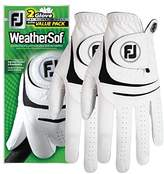 Foot Joy Men's Footjoy WeatherSof Golf Glove