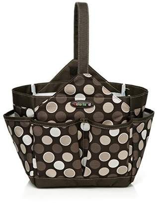 COLORLAND CLD-GF124-N Emilia Water Resistant Baby Care Kitbag/Feeding Bath Organiser