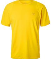 Arc'teryx Cormac Ostria T-shirt - Yellow