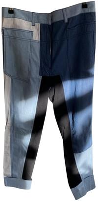 3.1 Phillip Lim Multicolour Cotton Jeans for Women