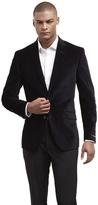 Kenneth Cole Slim-Fit Velvet Suit Jacket