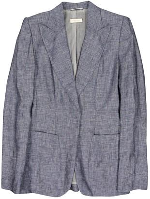Wunderkind Grey Cotton Jackets
