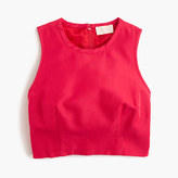 J.Crew Fitted crop top