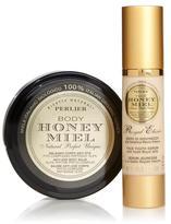 Perlier Honey Miel Royal Elixir Anti-Aging Face and Body Duo