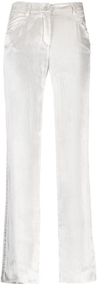 Chanel Pre Owned 2004 Straight-Leg Trousers