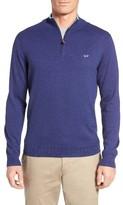 Vineyard Vines Men's 'Performance' Coolmax Quarter Zip Pullover