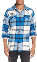 Patagonia 'Fjord' Regular Fit Organic Cotton Flannel Shirt