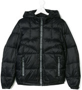 Antony Morato Teen hooded padded jacket