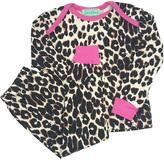 BedHead Leopard Print Pajama Set