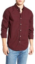 Lucky Brand Men's Washed Black Label Woven Shirt