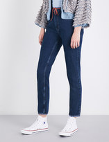MiH Jeans Mimi slim high-rise jeans