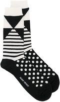 Henrik Vibskov Harmony socks - unisex - Cotton/Nylon/Spandex/Elastane - One Size