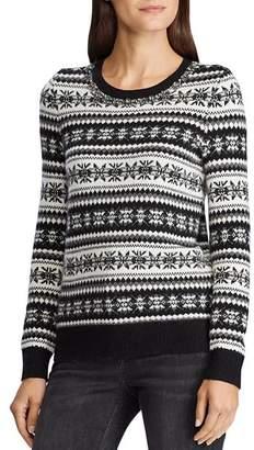 Ralph Lauren Fair Isle Crewneck Sweater
