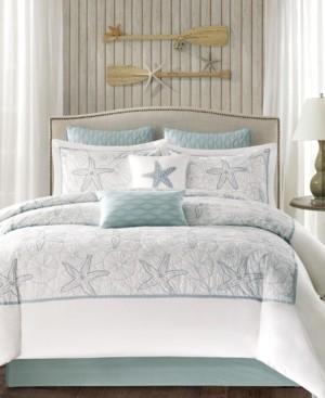 Harbor House Maya Bay 4-Pc. Full Comforter Set Bedding