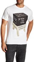Eleven Paris ELEVENPARIS Basquiat Graphic Short Sleeve Tee