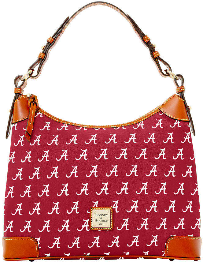 Dooney & Bourke NCAA Alabama Hobo