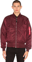 Alpha Industries MA 1 Bomber Jacket