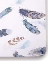 Thumbnail for your product : Oilo Studio Featherly Jersey Standard Crib Sheet