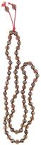 Matthew Swope Pyrite Beaded Necklace