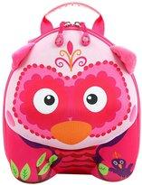 MRSMR Kids 1-4 Years Boys Girls Animal Cute Backpack Shcoolbag