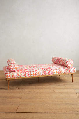 Anthropologie Tile Print Darcy Daybed