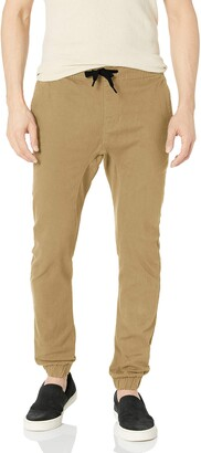 Southpole Young Mens Big-Tall Big and Tall Basic Stretch Twill Jogger Pants Pants