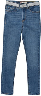Levi's 720 High Rise Super Skinny Jeans (Big Girls)