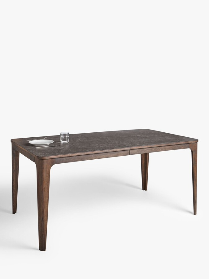 Thumbnail for your product : John Lewis & Partners Ebbe Gehl for Mira Ceramic Top 8-10 Seater Extending Dining Table