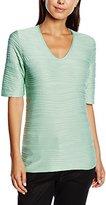Gerry Weber Women's 191 Short Sleeve T-Shirt - pink - 12
