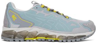 Asics Blue GEL-Quantum 360-6 Sneakers