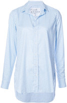 Frank And Eileen checked shirt - women - Cotton - S