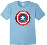 Marvel Captain America Reflect Shield Graphic T-Shirt