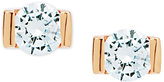 lonna & lilly Gold-Tone Crystal Stud Earrings