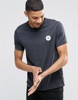 Converse Chuck Logo T-shirt In Black 10002849-a01