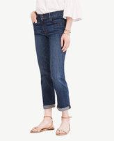 Ann Taylor High Rise Slim Cropped Jeans