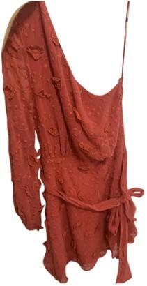 La Maison Talulah Red Dress for Women