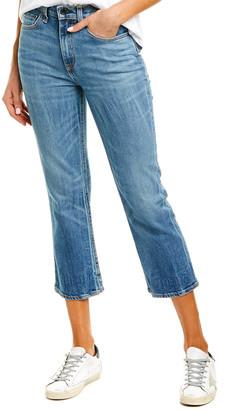 Askk Ny Henry Crop Straight Leg Jean